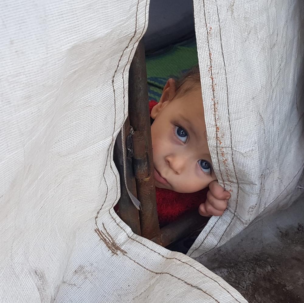 İdlib halkının yardımına Türkiye yetişti