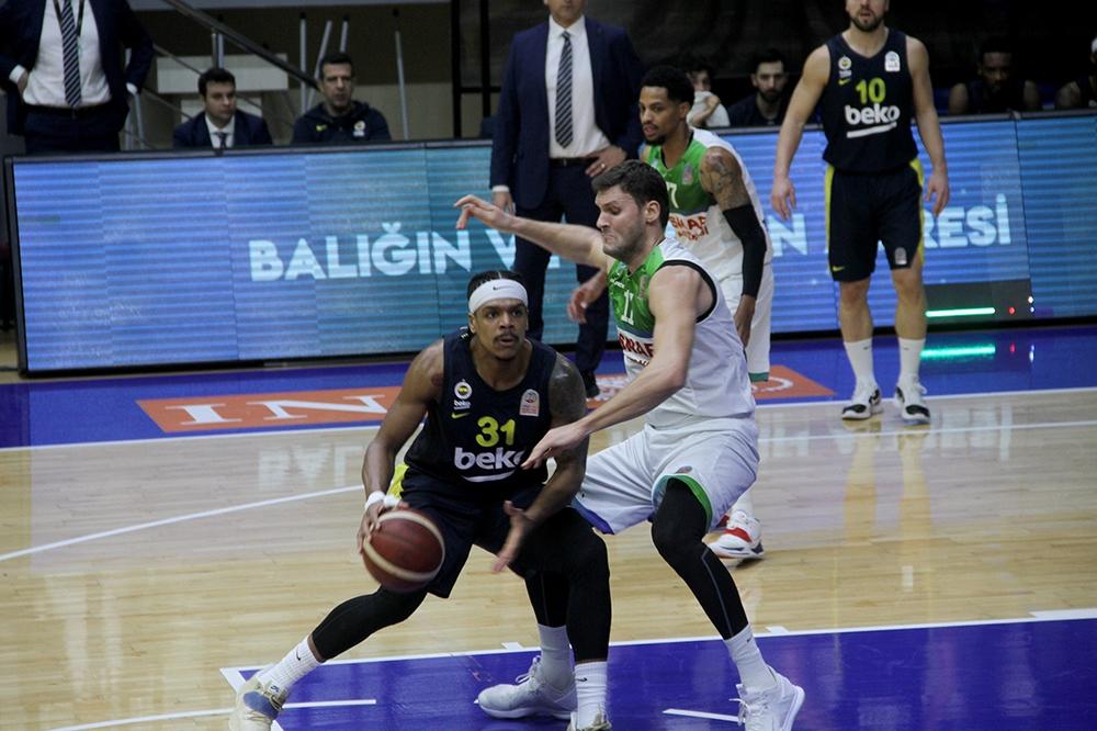 ING Basketbol Süper Ligi: Lokman Hekim Fethiye Belediyespor: 86- Fenerbahçe Beko 93