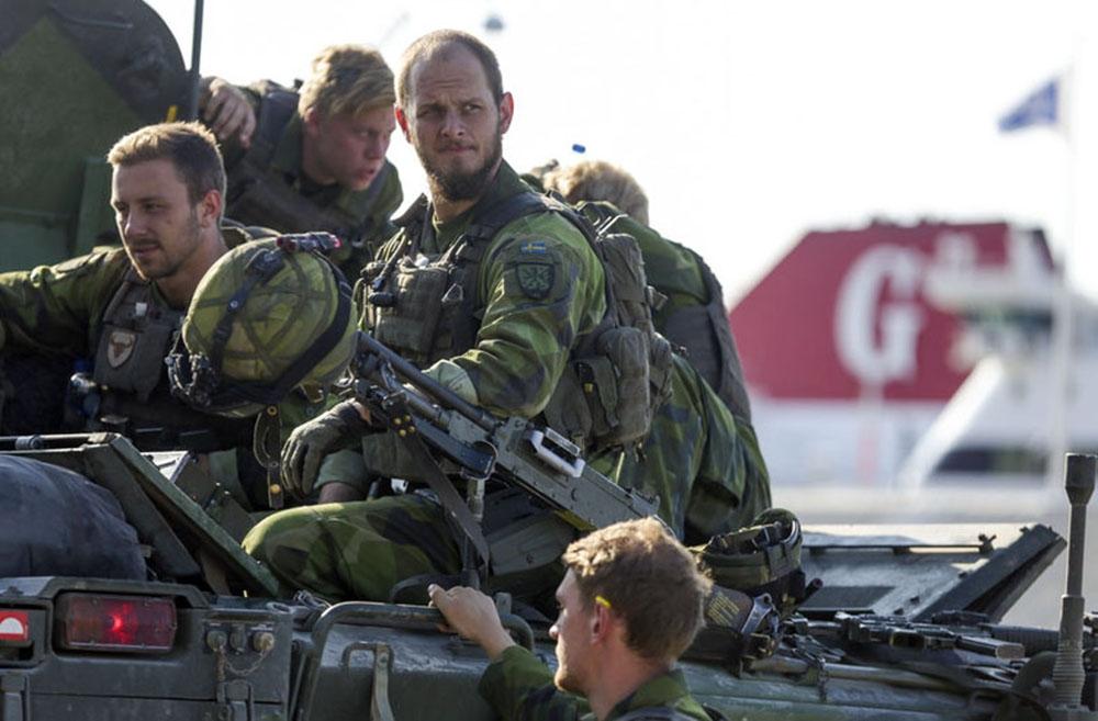 İsveç diktatörlüklere silah ihracatına devam ediyor