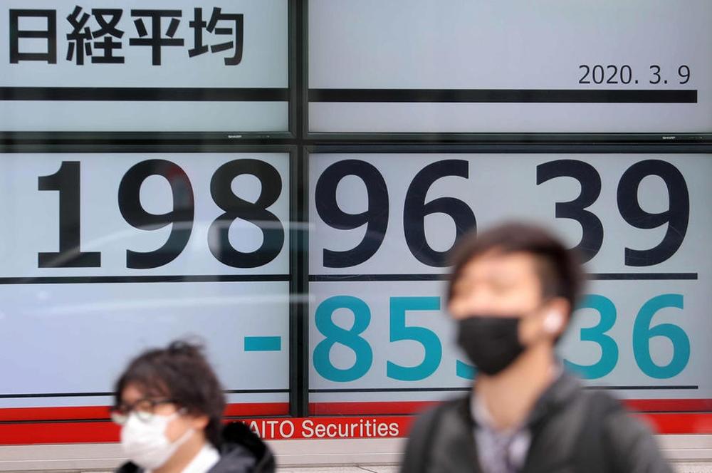 Japonya'da korona virüsü durdurulamıyor