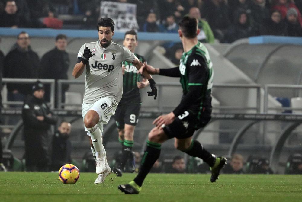 Juventusta Khedira 3 Ay Yok