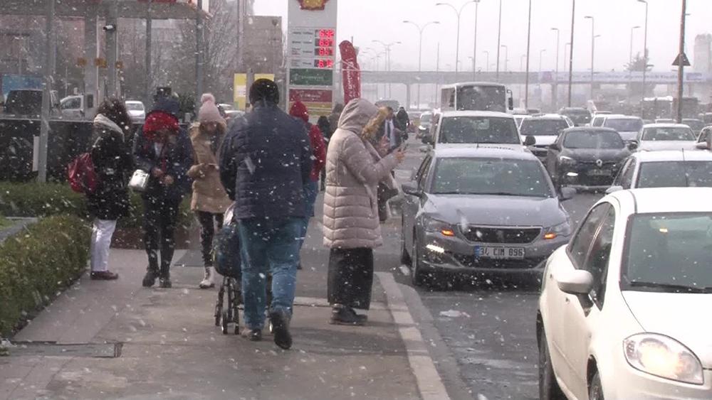 Kar yağışı etkisini sürdürmeye devam ediyor