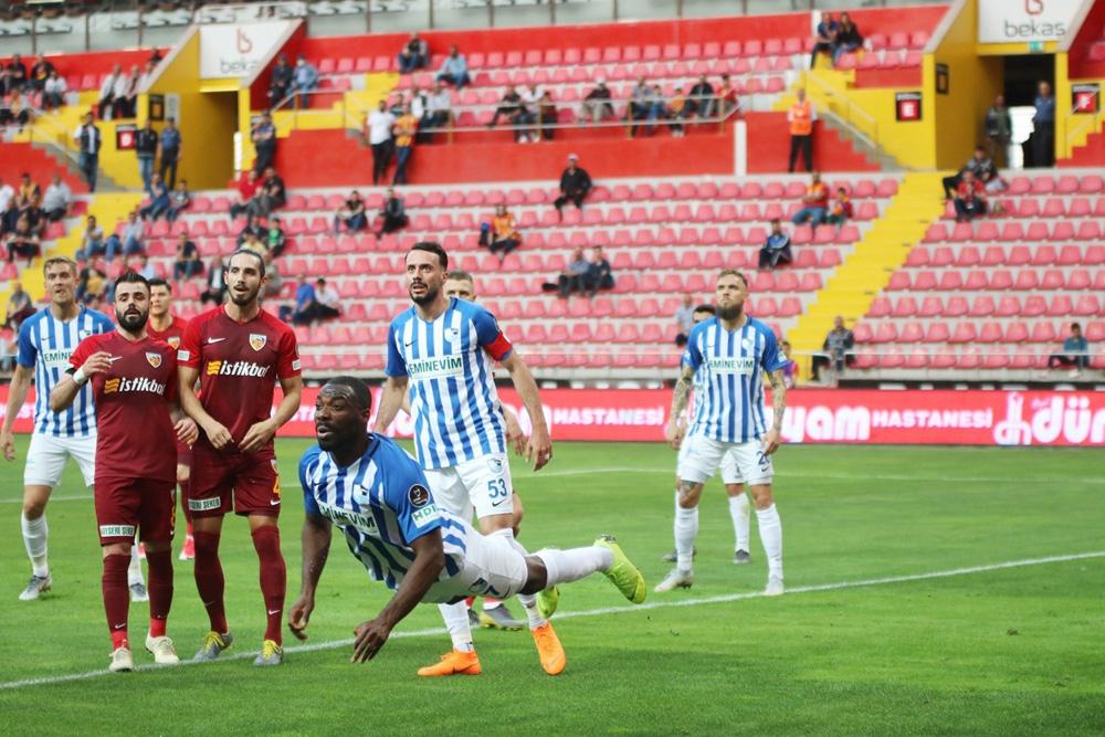 Kayserispor ile Erzurumspor 3. kez karşılaşacak