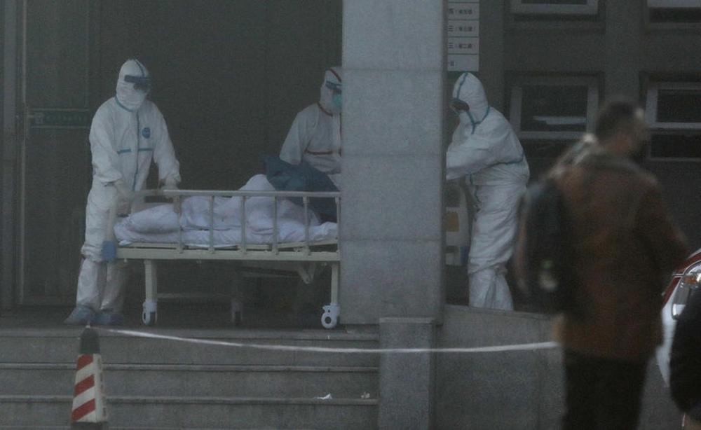 Korona virüsü Cezayir'e de sıçradı