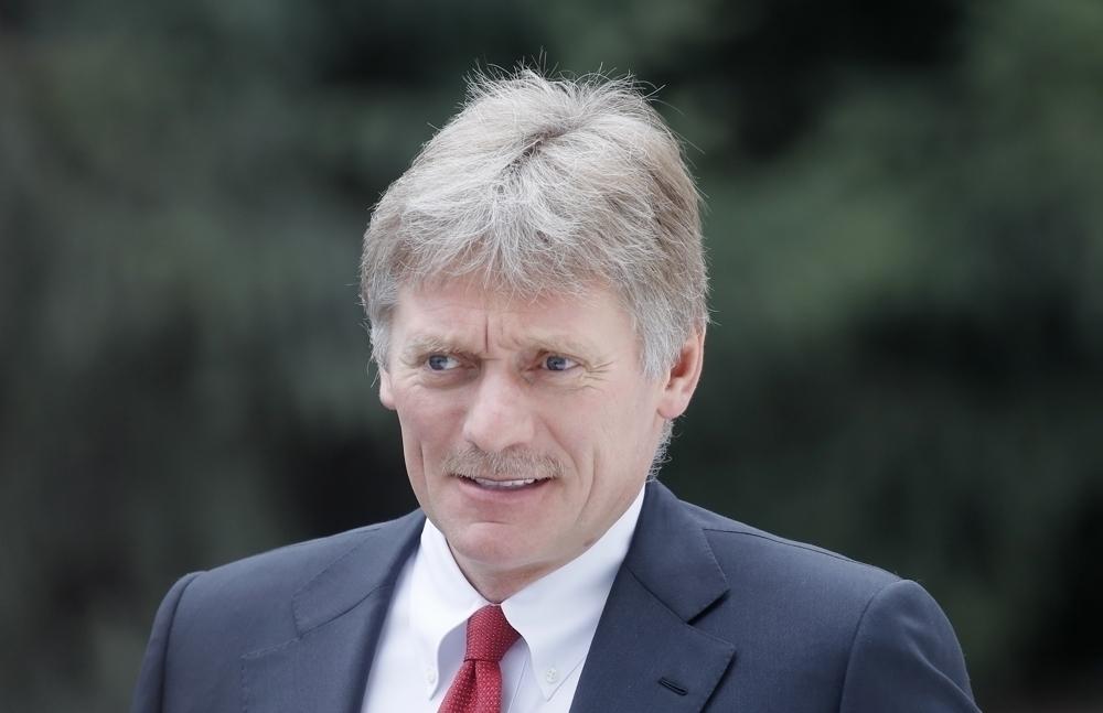 Kremlin Sözcüsü Peskov: