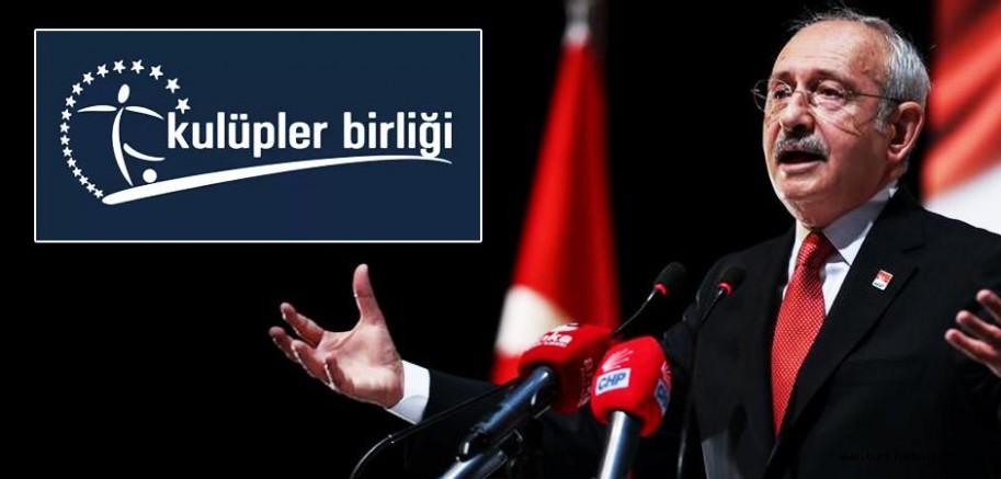 Kulüpler Birliği'nden Kılıçdaroğlu'na sert cevap!