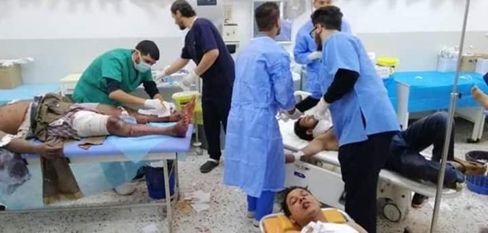 Libyada Bir Fabrikaya Hava Saldırısı: 7 Ölü