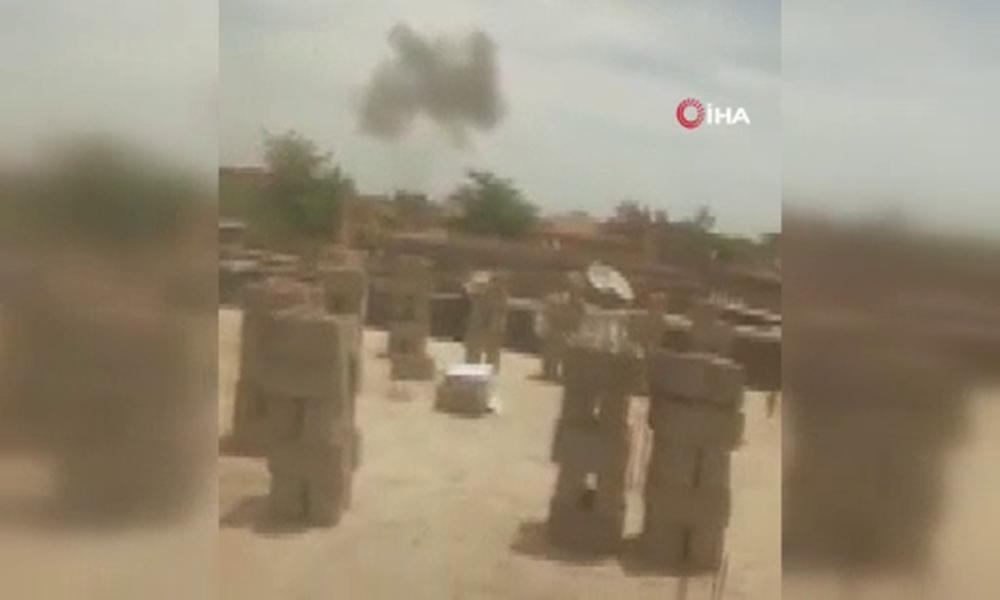 Mali ordusuna ait helikopter düştü: 2 ölü
