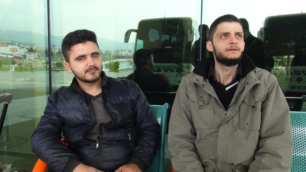 Mersin'deki göçmenlerden bazıları kentten ayrılıyor