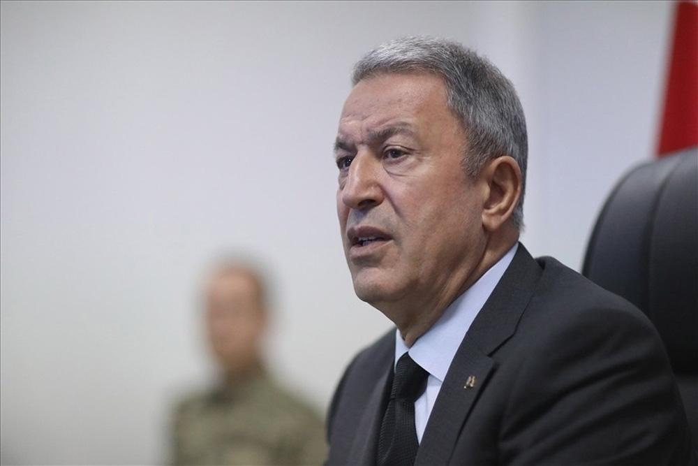 """Milli Savunma Bakanı Akar'dan """"İdlib"""" açıklaması"""