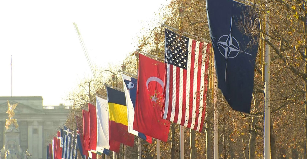 NATO Liderler Zirvesi Londra'da