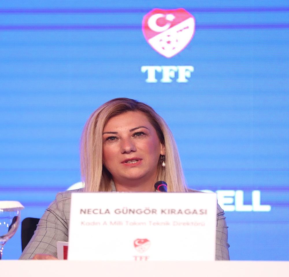 Necla Güngör Kıragası: