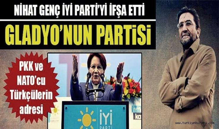 Nihat Genç İYİ Parti'deki gizli NATO yapılanmasını isim isim ifşa etti
