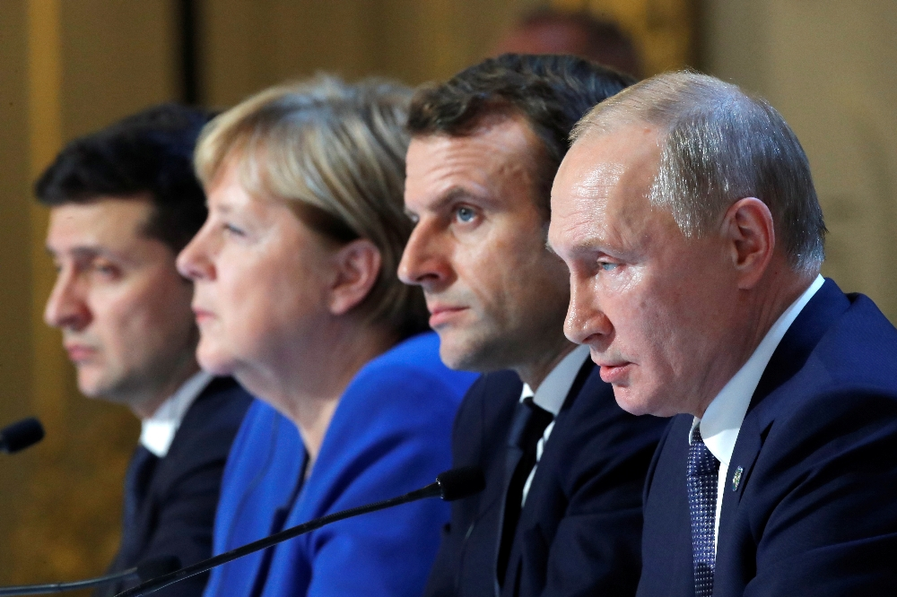 Normandiya Dörtlüsünde Liderler Ateşkes Kararı Aldı