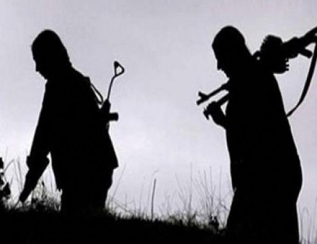 PKK/KCK'lı 5 terör örgütü güvenlik güçlerine teslim oldu