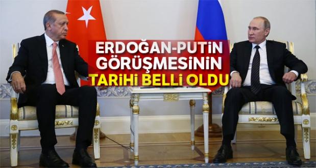 Putinden 8 Ocakta Türkiyeye Ziyaret