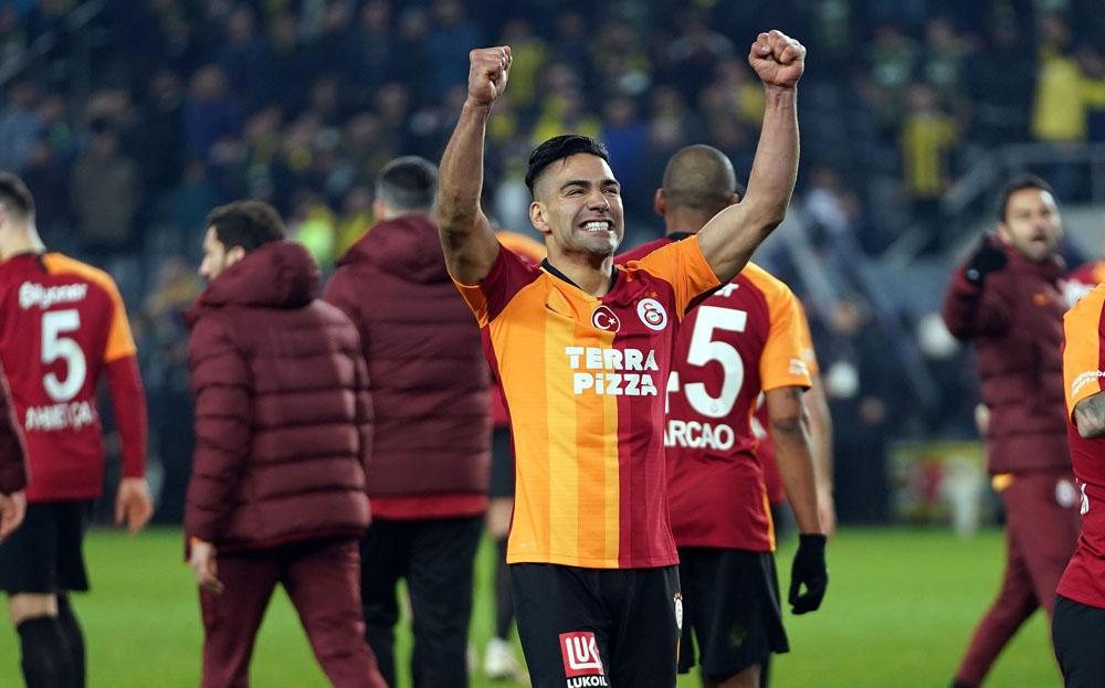 Radamel Falcao'dan 6. gol