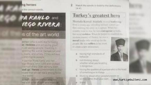 Rum Kesimi'nden küstah talimat: Atatürk sayfalarını yırtın