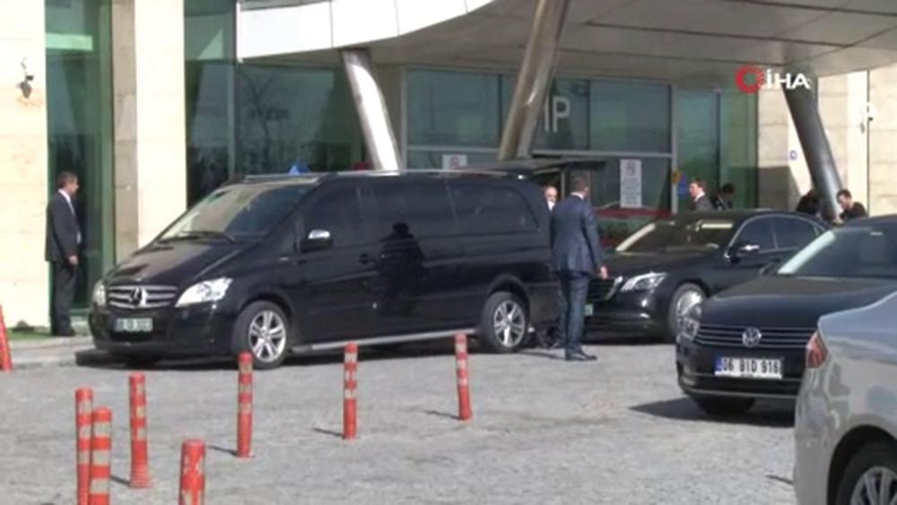 Rus heyet Ankara'da