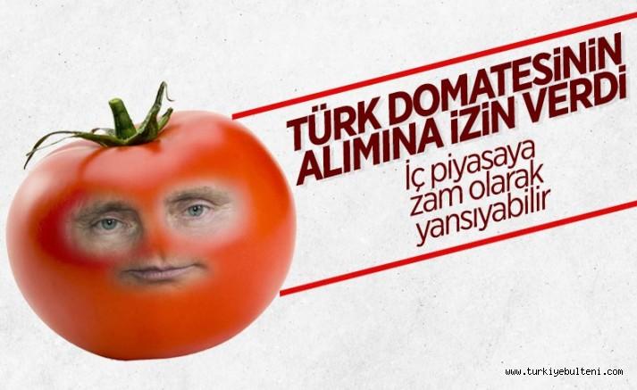 Rusya, Antalya ve İzmir'den domates ile biber ithalatı yasağını kaldırdı