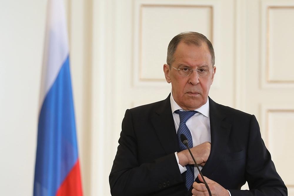 """Rusya Dışişleri Bakanı Lavrov: """"Türkiye bizim birçok yönden ortağımız"""""""