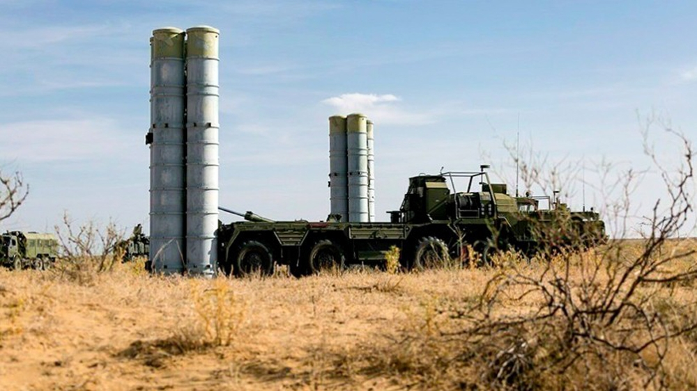 """Rusya: """"Hindistan, S-400Ler İçin Ödeme Yaptı"""""""