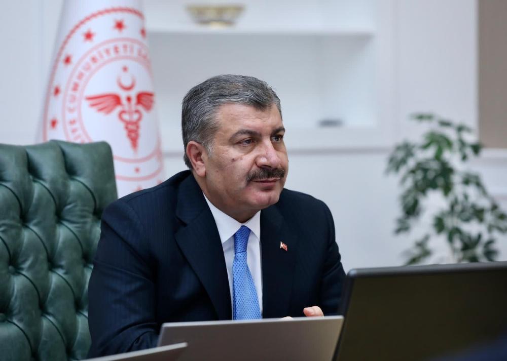Sağlık Bakanı Fahrettin Koca'dan SMA hastalığına ilişkin açıklama