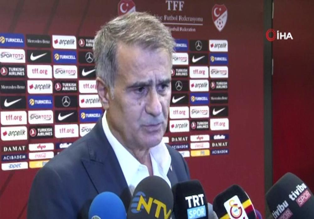 """Şenol Güneş: """"İnşallah Avrupa Şampiyonasında İyi Bir Sonuç Alıp, Gelecek Olan Neslin Önünü Açarlar"""""""