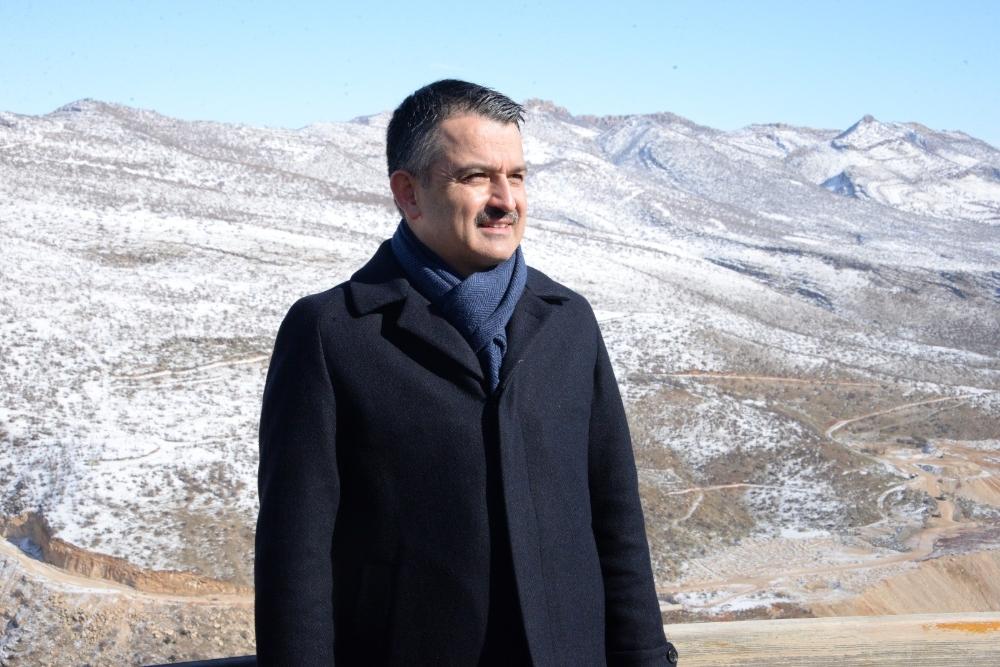 """""""Silvan Projesi ülke ekonomisine 2 milyar lira katkı sağlayacak"""""""