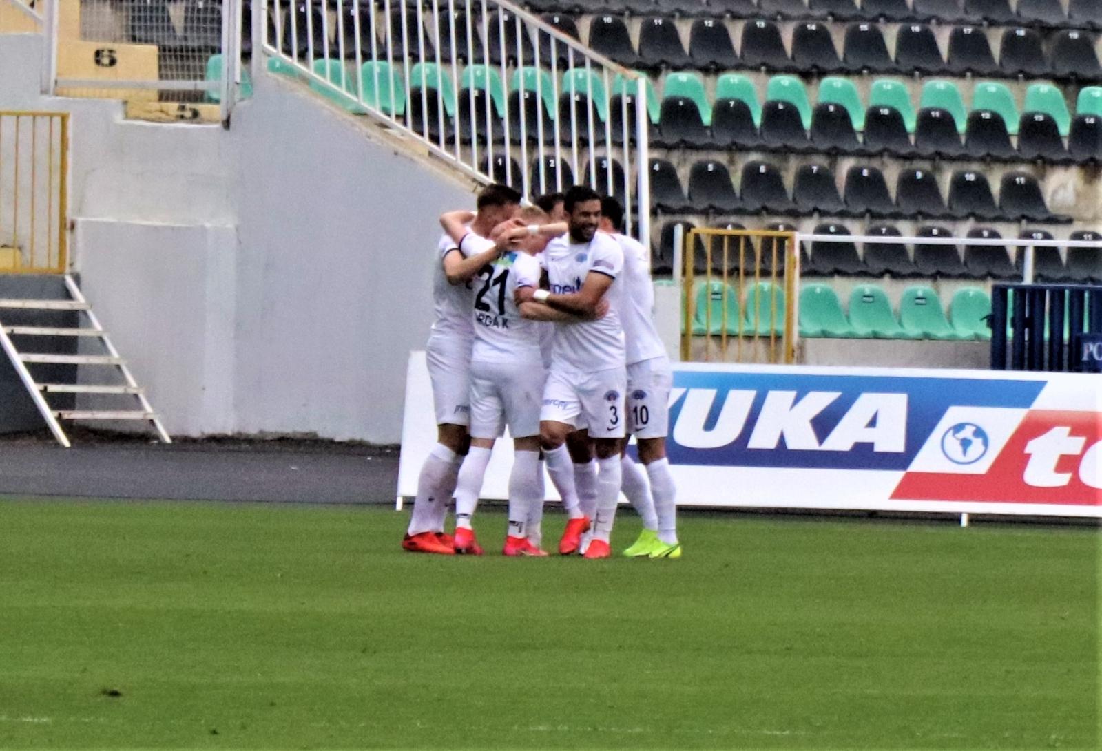 Süper Lig: Denizlispor: 1 - Kasımpaşa: 1 (Maç sonucu)