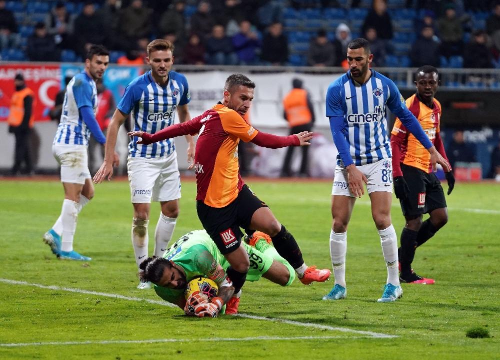 Süper Lig: Kasımpaşa: 0 - Galatasaray: 3 (Maç sonucu)