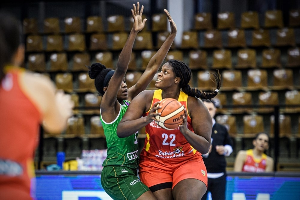Euro Cup Women Basketbol: Uni Györ: 72 - Bellona Kayseri Basketbol: 86