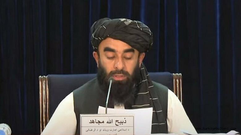 Taliban Afganistan'daki yeni hükümeti açıkladı