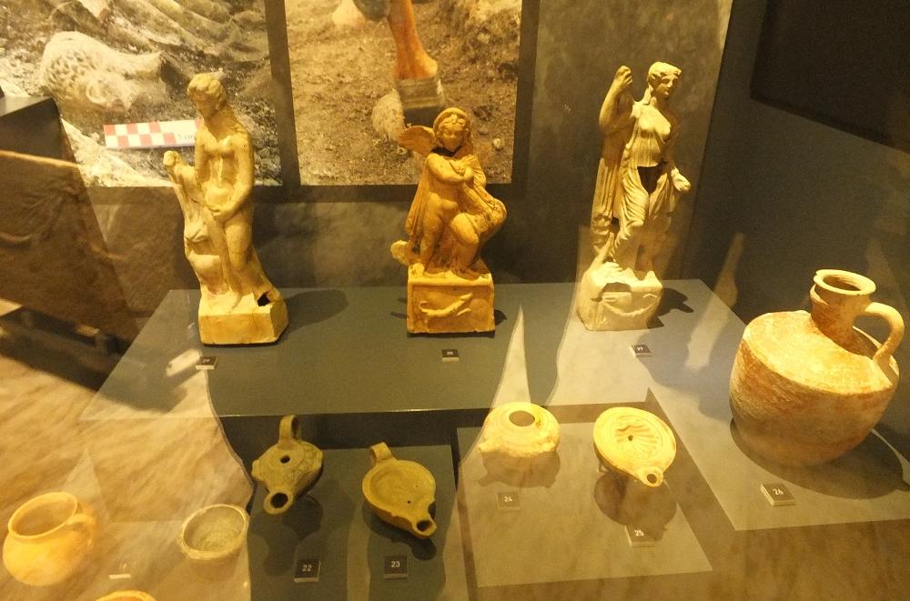 TANAP kazılarından tarih fışkırdı