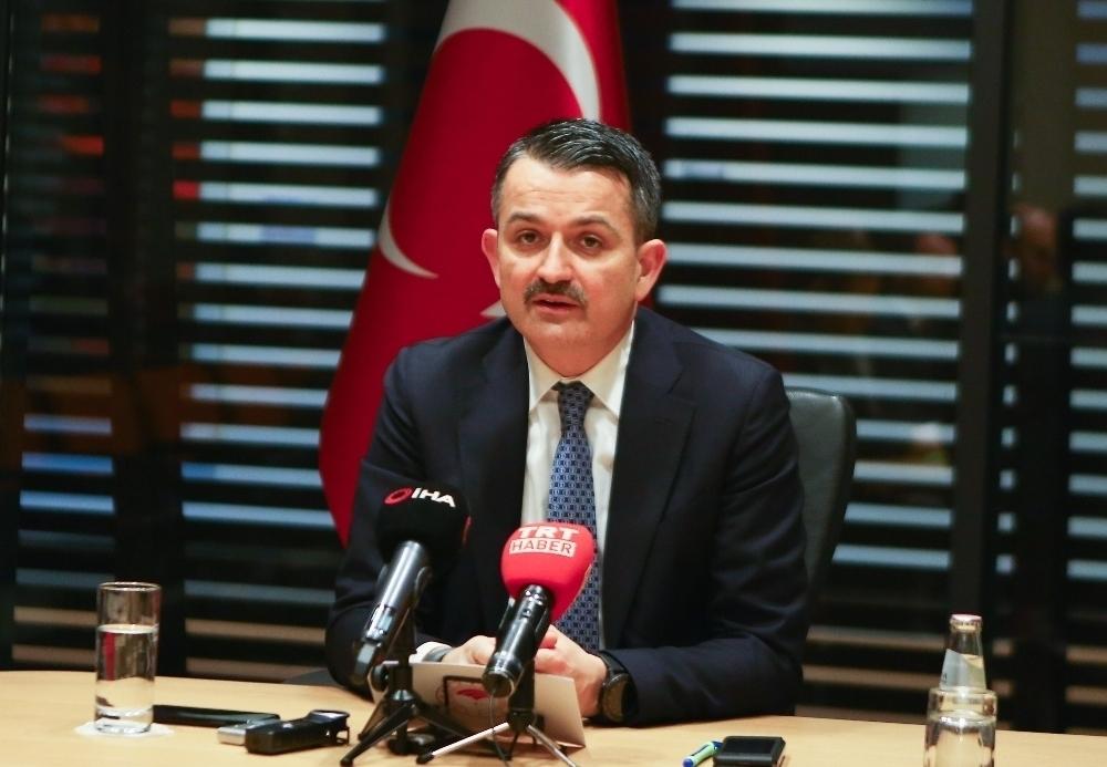 Tarım Bakanı Pakdemirli'den Van depremi açıklaması