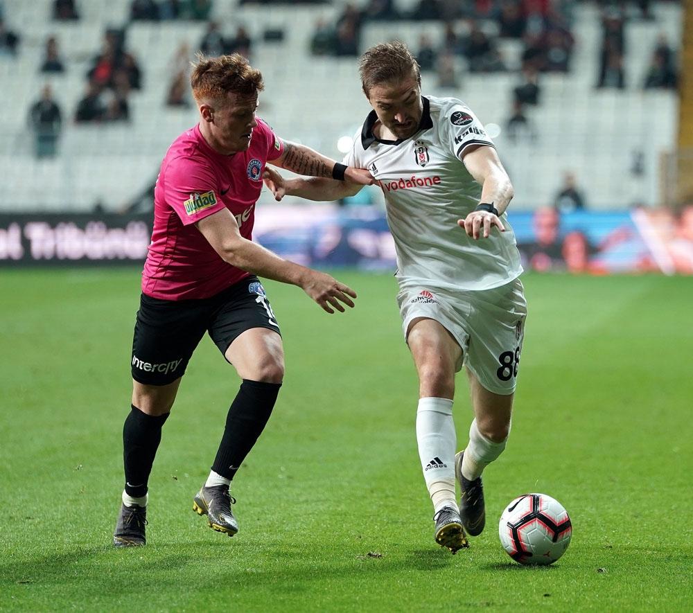 Tayfur Havutçu İlk Maçında Beşiktaşa Karşı