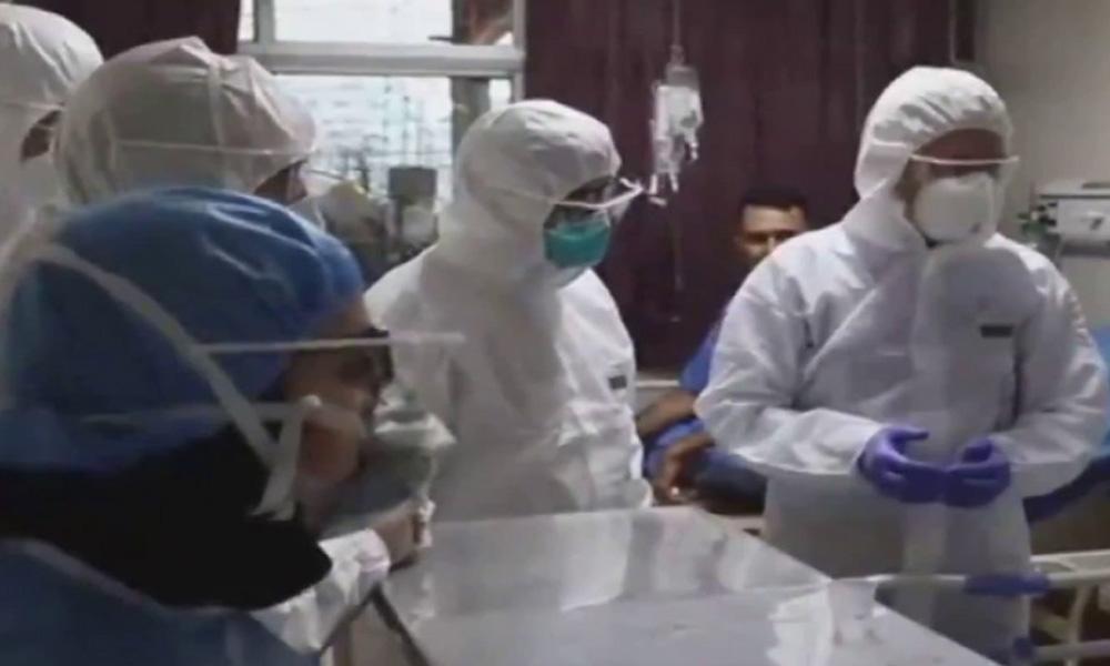 """TBMM Başkanlığı: """"Korona virüsü testi pozitif çıkan herhangi bir Meclis çalışanı bulunmamaktadır"""""""
