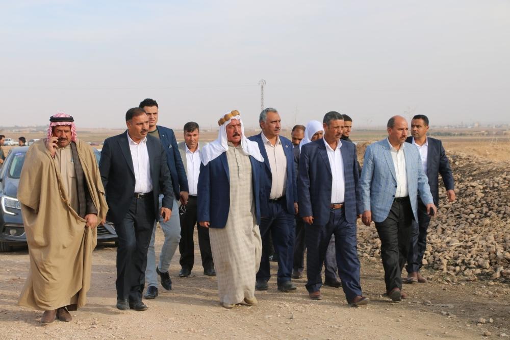 Tel Abyaddaki Kan Davalı Aşiret Üyeleri Barıştı