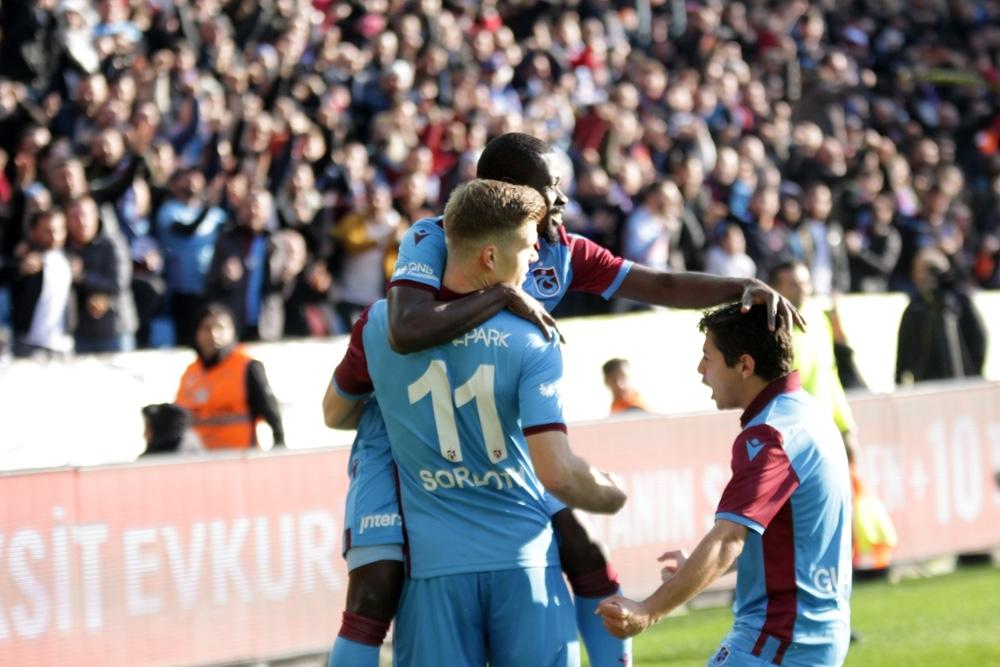 Trabzonspor deplasmanda da liderliğini sürdürmek istiyor