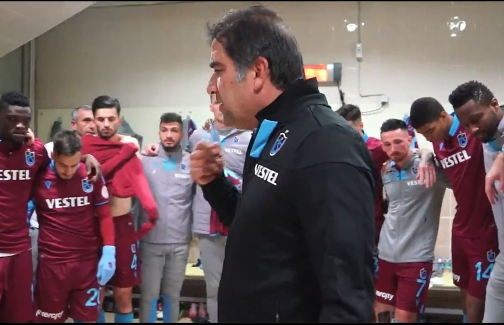 Trabzonspor Forması Altında Hiç Bir Rakibe Tepeden Bakmıyorum