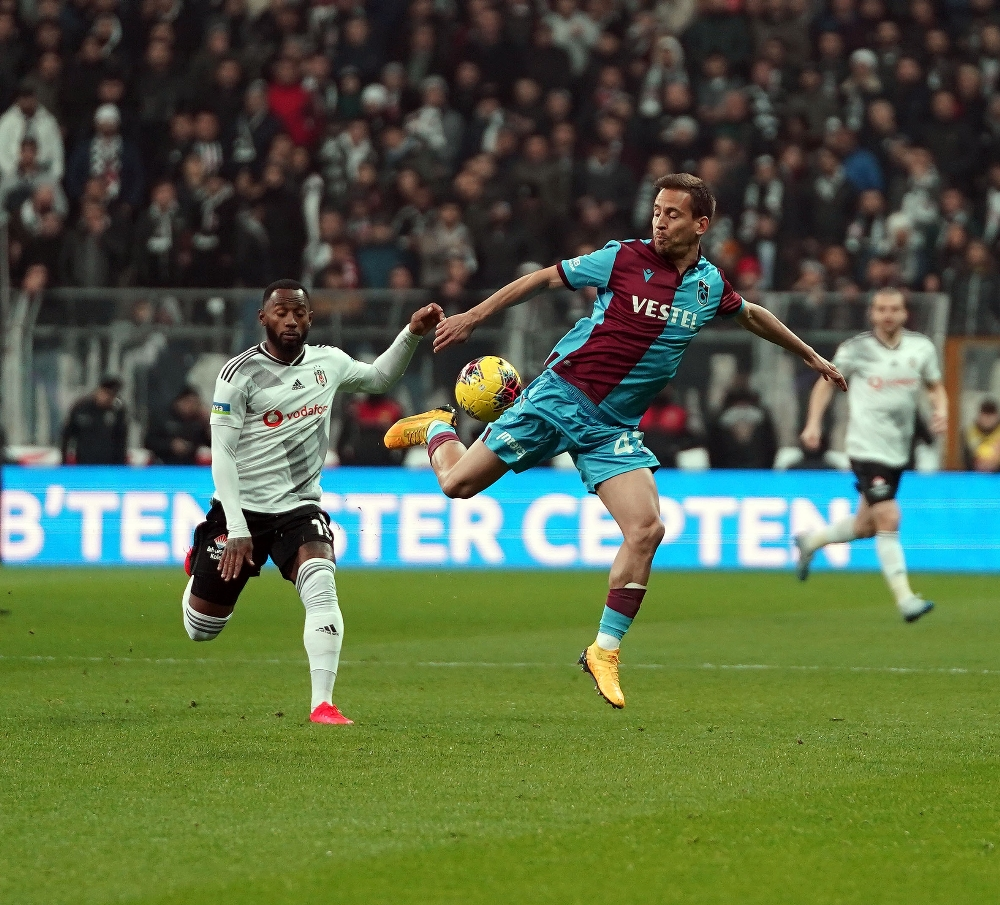 Trabzonspor'dan gol var