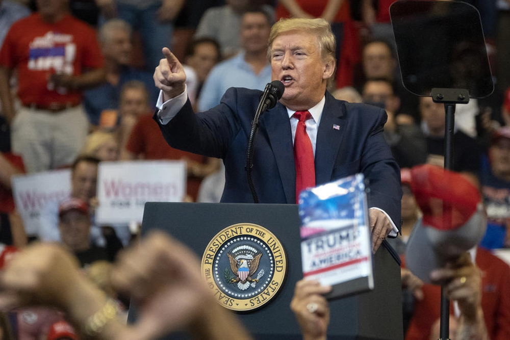 Trumpın Antisemitik İfadelerine Yahudilerden Tepki