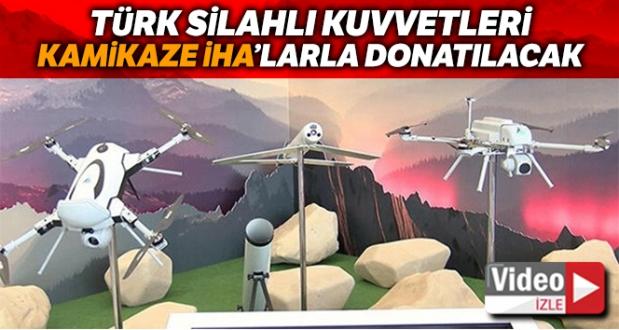 Türk Silahlı Kuvvetleri Kamikaze İhalarla Donatılacak