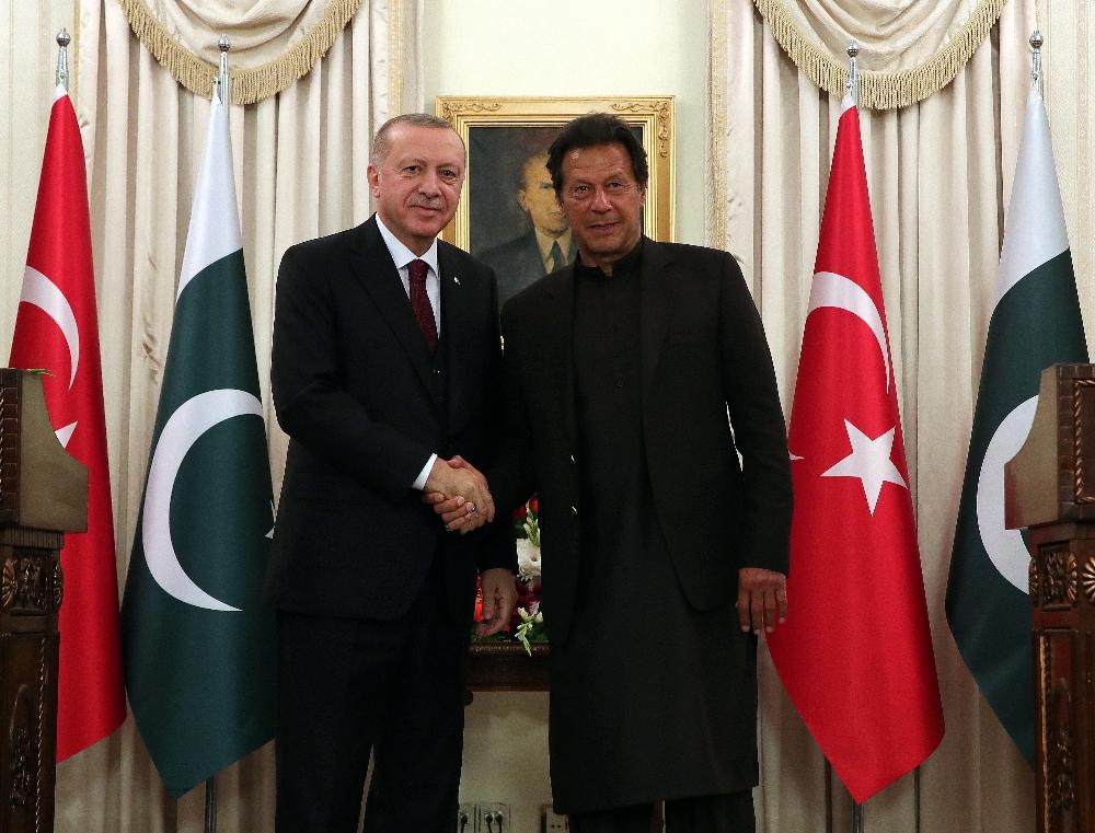 """""""Türkiye her zaman Pakistan'ın yanında yer alacaktır"""""""