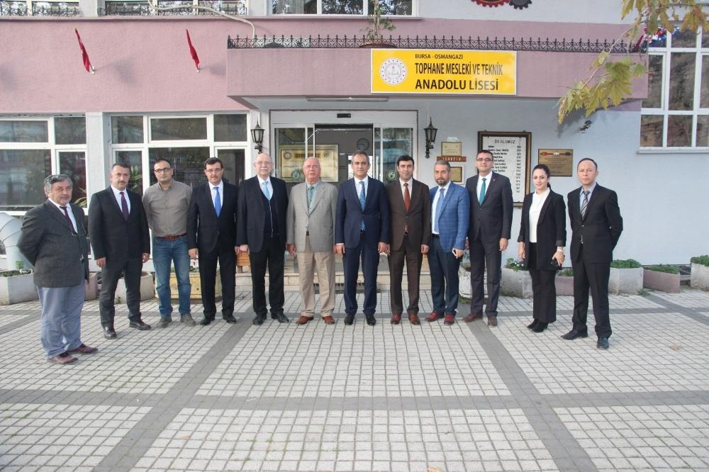 Türkiyede Bir İlk: Lisede Mikromekanik Bölümü Açıldı