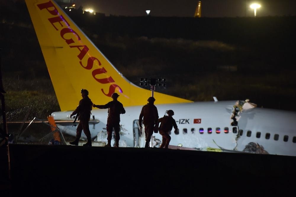 Uçak kazasına ilişkin hazırlanan 'ön rapor' savcılığa ulaştı