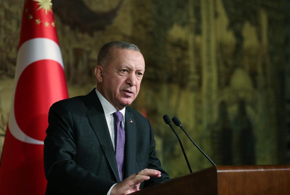 Vahdettin Köşkü'nde dış politika değerlendirme toplantısına başkanlık etti