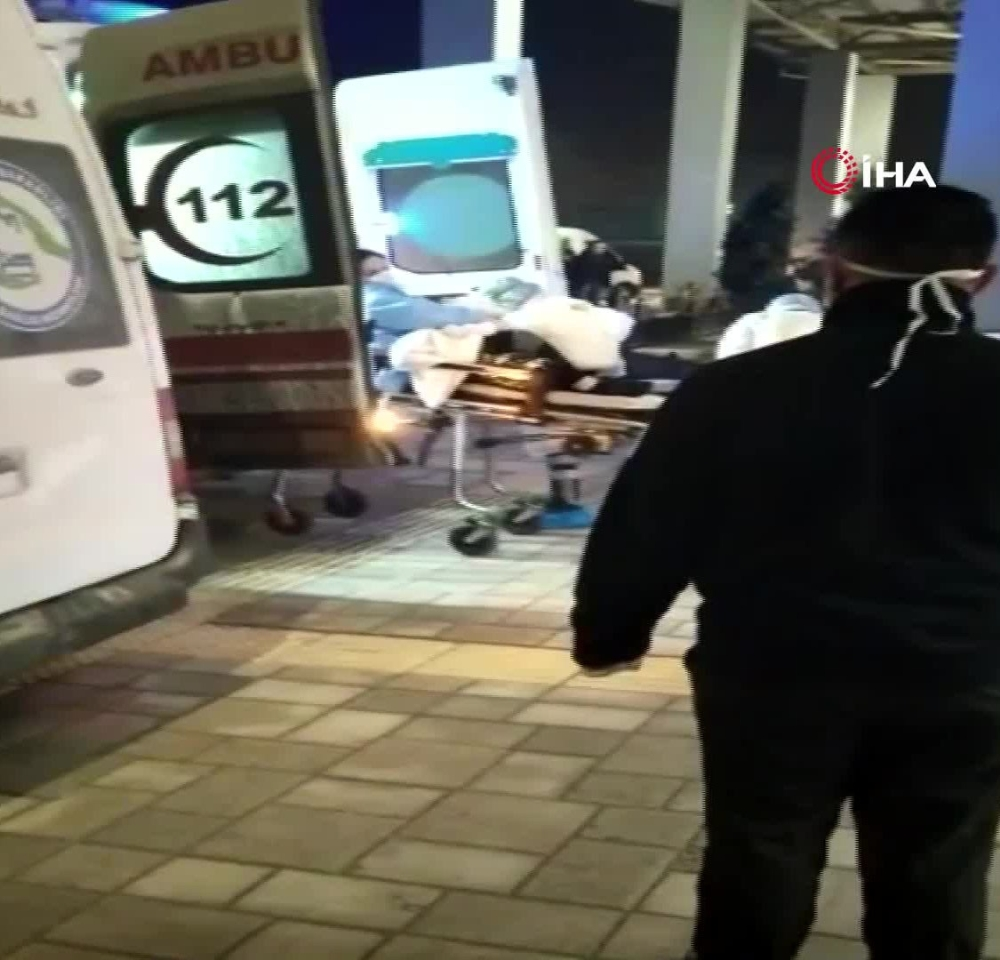 Van'da ateşi yüksek olan 5 kişi hastaneye kaldırıldı