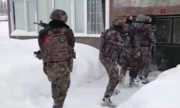 Van'da PKK/KCK terör örgütü operasyonu: 47 gözaltı