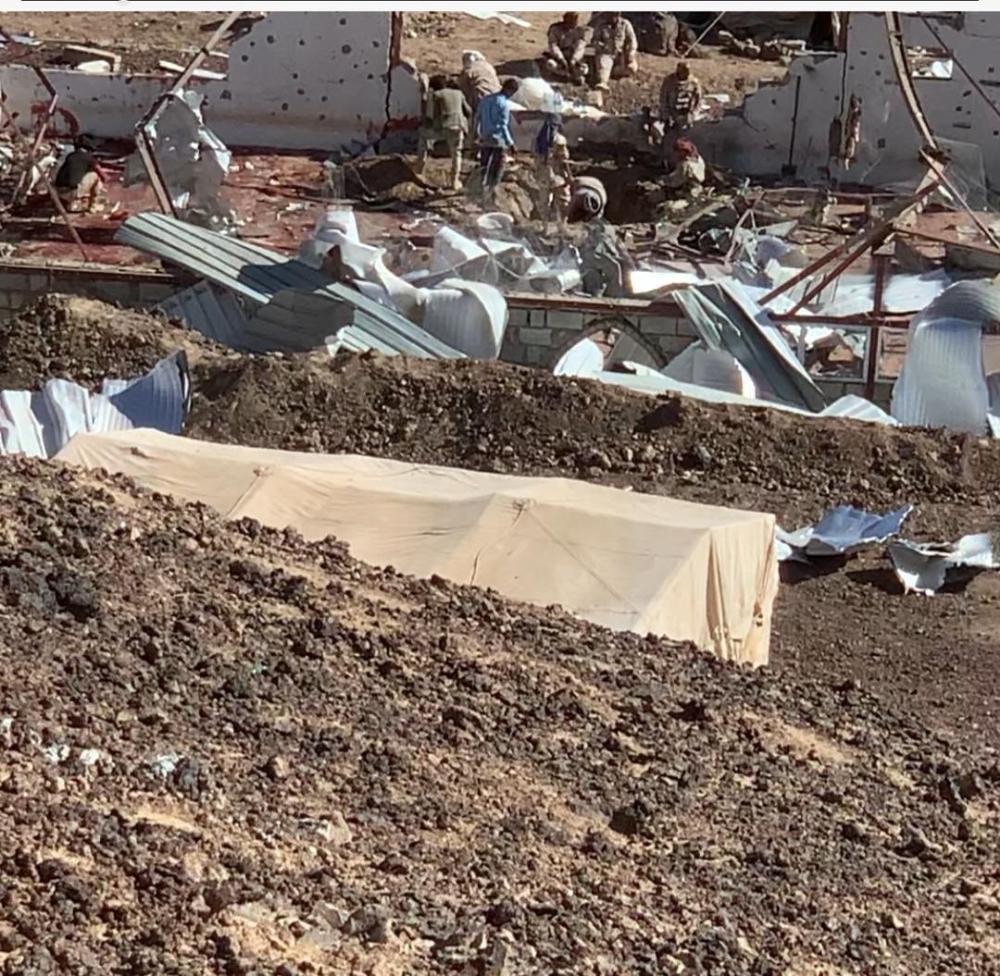 Yemen'de askeri kampa düzenlenen saldırıda ölü sayısı 79'a yükseldi